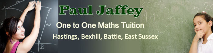 Paul Jaffey - One to One Maths Tuition